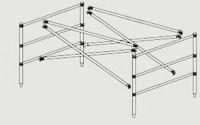 Vault Single Wide 4 ft Vertical Extension Sets