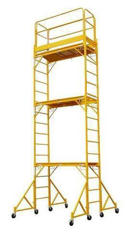 Rolling Multipurpose Bakers Style Scaffold Scaffolding