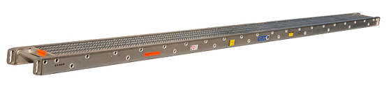 Aluminum Scaffold Boards : Scaffolding and working platforms
