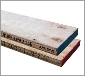 sure-lam scaffold plank