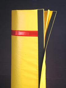 post guards original light pole guard at scaffolding depot